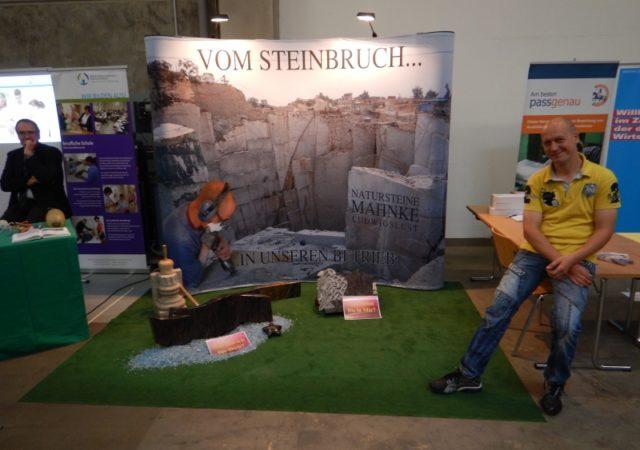 Berufsbildungsmesse Kühne – Werk in Hagenow